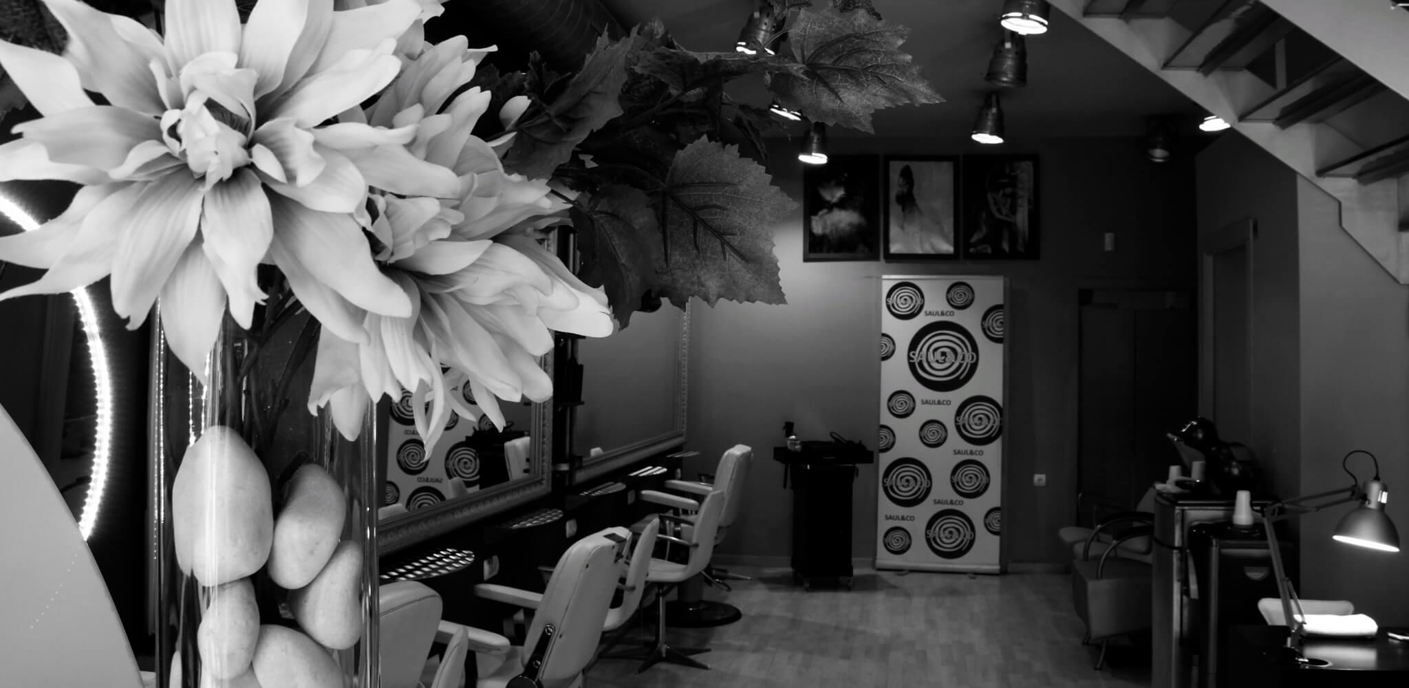 Saul & Co peluquería en Badalona