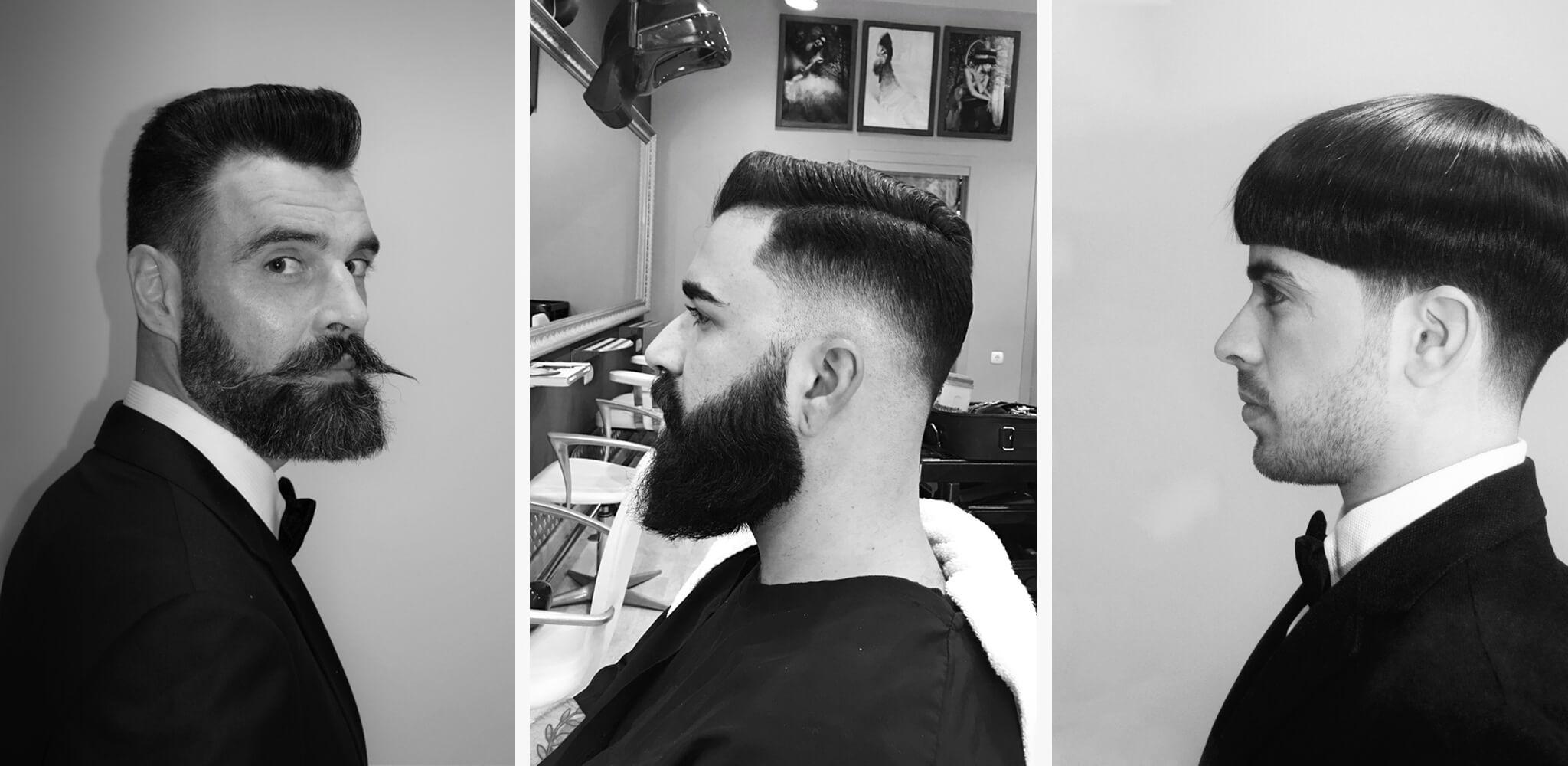 Estilismo Saul & Co peluquería en Badalona