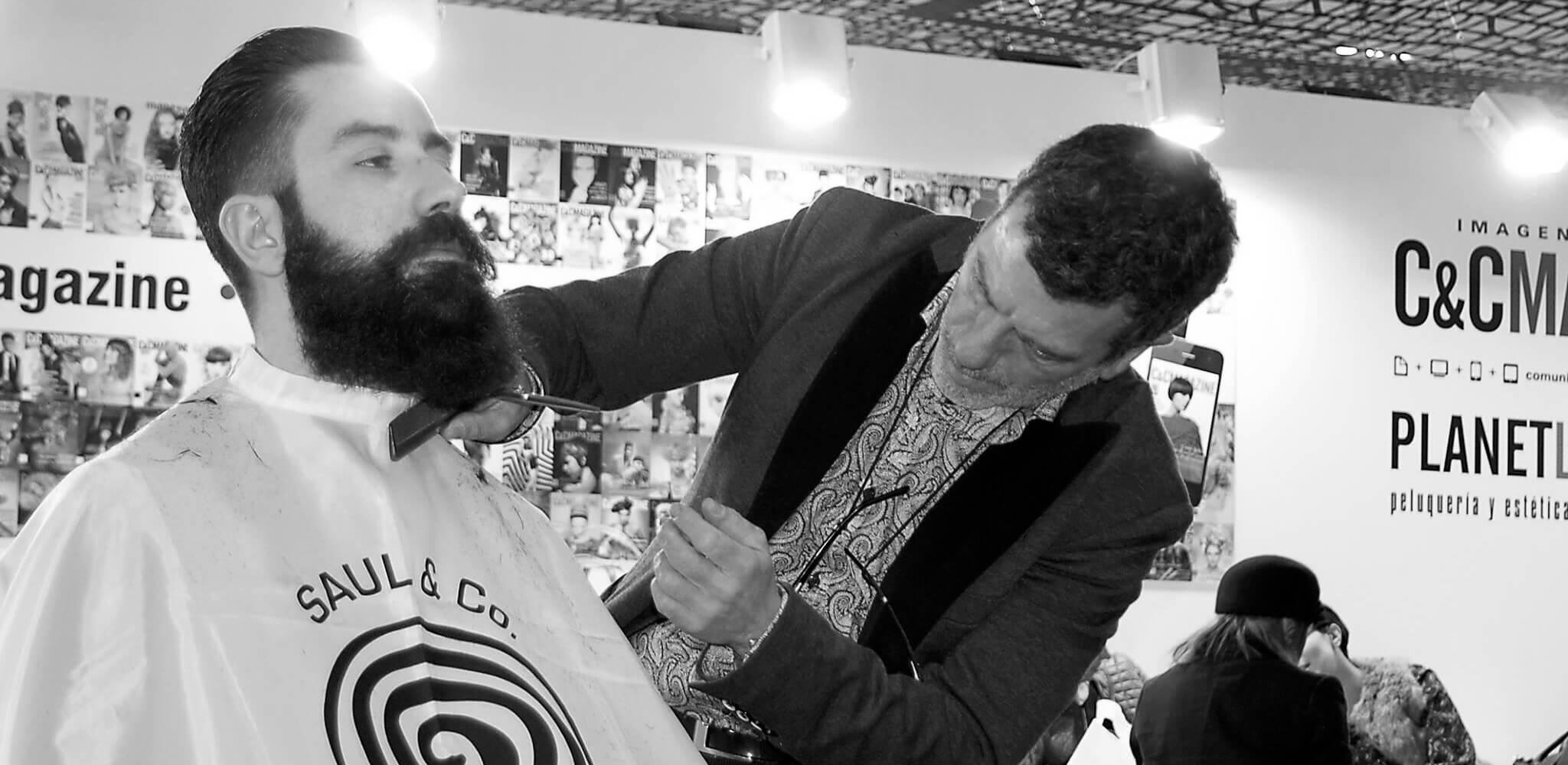 Formación Saul & Co peluquería en Badalona