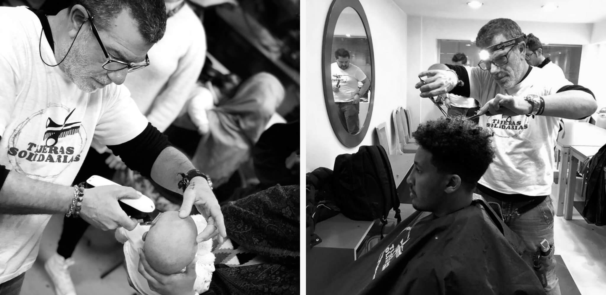 Proyectos Solidarios Saul & Co peluquería