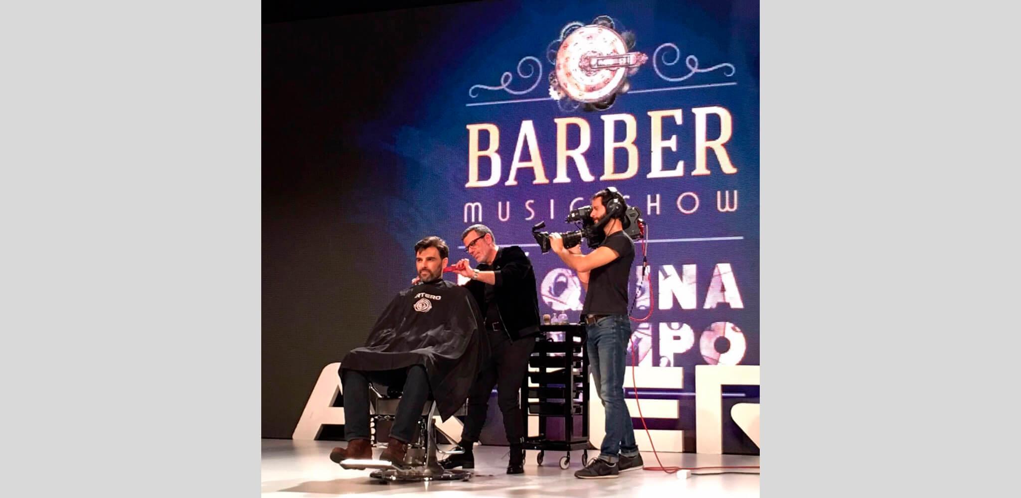 Shows Saul & Co peluquería en Badalona